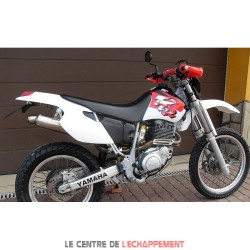 Silencieux ARROW Paris Dakar Replica Adapt.Yamaha TTE 600/TT 600 R