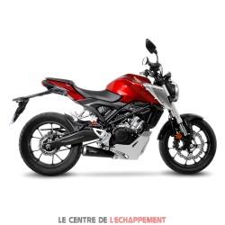 Ligne Complète LEOVINCE GP One Adapt.Honda CB 125 R 2018-...