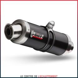 Silencieux MIVV ROUND GP Steel Black Adapt.KTM 1290 SUPER DUKE 2014-...