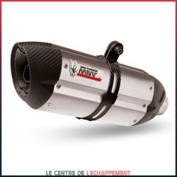 Silencieux MIVV SUONO Adapt.KTM 1290 SUPER DUKE 2014-...