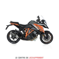 Silencieux BOS DESERT FOX KTM SUPER DUKE 2014-...