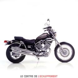 Ligne Complète SILVERTAIL K02 Yamaha XV 535 VIRAGO 1988-2002