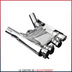 Boite à fumées pour Yamaha XJR 1200 / SP 1995-1998 et XJR 1300 / SP 1999-2006