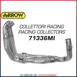 Collecteur pour Honda CBR 1000 RR 2004-2007