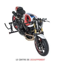 Collecteur + Manchon sans catalyseur BOS pour BMW R NINE T (tous modèles) 2014-...