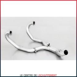 Collecteur + Manchon sans catalyseur Remus pour BMW R NINE T (tous modèles) 2014-...
