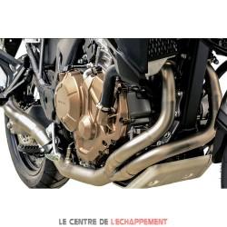 Collecteur Termignoni pour Honda CRF 1000 L AFRICA TWIN 2016-...