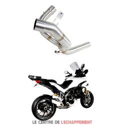 Manchon raccord sans catalyseur pour Ducati Multistrada 1200 / 1200 S 2010-2014