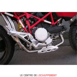 Manchon raccord Sil/Collect sans catalyseur pour Ducati Multistrada 1100 2007-2009
