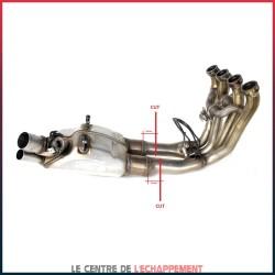 Manchon sans catalyseur IMEX pour BMW S 1000 XR 2015-2019