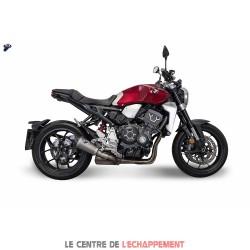 Silencieux TERMIGNONI SLIP-ON Hexagonal conique Honda CB 1000 R 2018-...