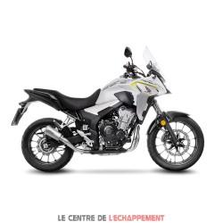 Silencieux LEOVINCE LV 10 Honda CB 500 F / CBR 500 R et CB 500 X 2019-...