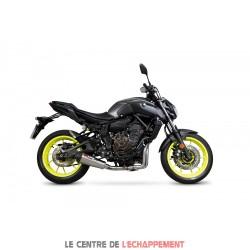 Ligne Complète SCORPION Serket conique Yamaha MT07 2014-...