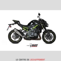 Silencieux MIVV DELTA RACE Kawasaki Z 900 2017-... Coupelle Carbone