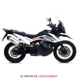 Silencieux ARROW Race Tech KTM 790 Adventure 2019-... Coupelle Carbone