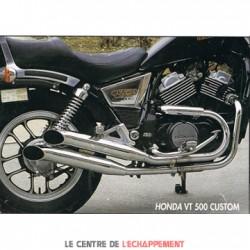 Ligne Complète MARVING Legend Honda VT 500 C 1984-1986