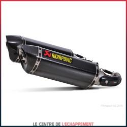 Silencieux AKRAPOVIC Slip-On Ducati MONSTER 696