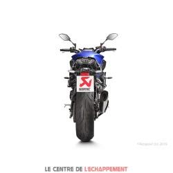 Silencieux AKRAPOVIC Slip-On Yamaha MT 10 2016-...