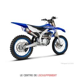 Ligne Complète AKRAPOVIC Evolution Line Yamaha WR 250 F 2020-... Et Yamaha YZ 250 F 2019-...