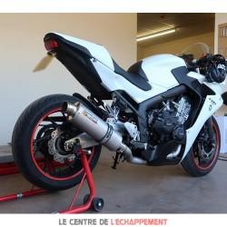 Ligne complète LEXTEK OP1 Honda CB 650 F / CBR 650 F 2014-2018