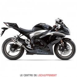 Silencieux LEXTEK GP1 Suzuki GSX R 1000 2009-2011