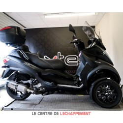 Silencieux LEXTEK SP1 Piaggio MP3 500 Sport LT/ Business LT 2011-2016