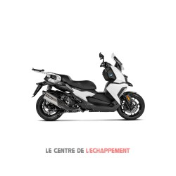 Silencieux AKRAPOVIC Slip-On BMW C 400 GT / X 2018-... Coupelle Carbone