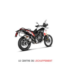 Silencieux AKRAPOVIC Slip-On Yamaha TENERE 700 2019-...