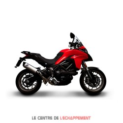 Demi Ligne TERMIGNONI FORCE LINE Ducati MultiStrada 950 2016-...