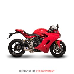 Demi Ligne TERMIGNONI SCREAM Ducati SuperSport 939 2017-...