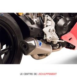Demi Ligne TERMIGNONI SCREAM Ducati SuperSport 939 2017-...