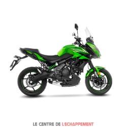 Ligne Complète LEOVINCE UNDERBODY Kawasaki Versys 650 2017-... Euro4