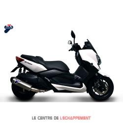 Silencieux TERMIGNONI RELEVANCE MBK Evolis 400 et Yamaha X-MAX 400