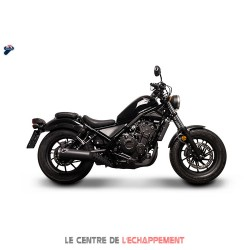 Silencieux TERMIGNONI SLIP-ON Honda CMX 500 Rebel 2017-...