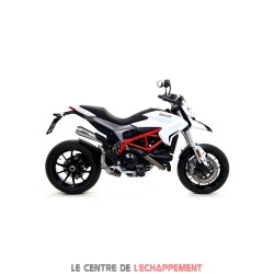 Silencieux ARROW PRO-RACE Ducati HYPERMOTARD / HYPERSTRADA 939 2016-2018