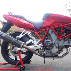 Collecteur SILMOTOR pour  Ducati 900 SUPERSPORT 1992-1997