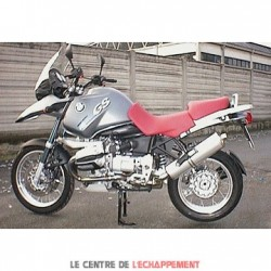 Silencieux MARVING Superline Big Ovale BMW R 850 et BWM R 1150