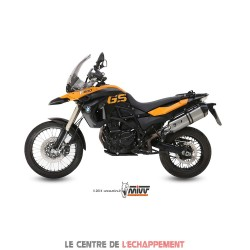 Silencieux MIVV SPEED EDGE Adapt.BMW F 650 GS (800CC) / F 800 GS