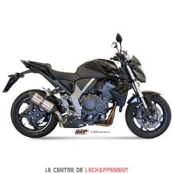 Silencieux MIVV SUONO Adapt.Honda CB 1000 R 2008-...