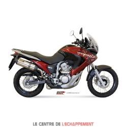 Silencieux MIVV SUONO Adapt.Honda XLV 700 TRANSALP 2008-2012