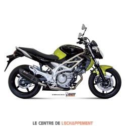 Silencieux MIVV SUONO FULL Adapt.Suzuki 650 GLADIUS 2009-…