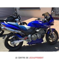 Silencieux SCORPION Factory rond Adapt.Honda CB 600 HORNET 1998-2002